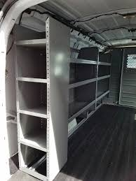 Summary -> Cargo Van Accessories Truck And Van Equipment Inlad