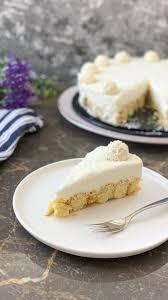 no bake raffaello torte