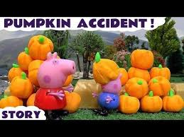 Peppa Pig Pumpkin Carving Ideas by The 25 Best Peppa Pig Pumpkin Party Ideas On Pinterest Peppa