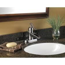Pfister Ashfield Kitchen Faucet by Pgt42yp0u Ashfield Single Hole Bathroom Faucet Rustic Bronze At
