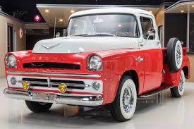1957 Dodge D100 | Classic Cars For Sale Michigan: Muscle & Old Cars ...