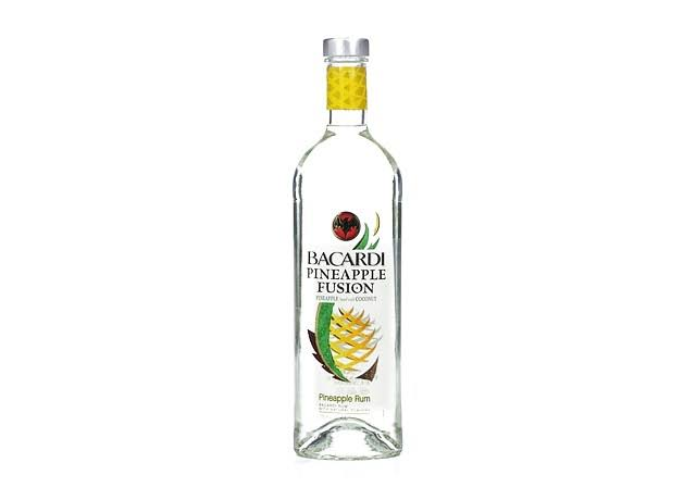 Bacardi Pineapple Fusion Rum - 750ml