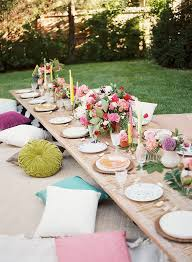 Boho 30th Birthday Party Via Inspired By This Bohemian DecorationsGarden Decoration PartyOutdoor