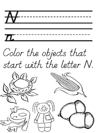 Words With The Letter N Gallery Letter Examples Ideas