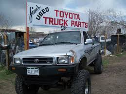 100 Toyota Truck Parts Pictures For Jims Used In Denver CO 80229