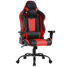 Details About High-back Big Office Chair 400lbs Ergonomic Gaming Chair  Lumbar Support Headrest