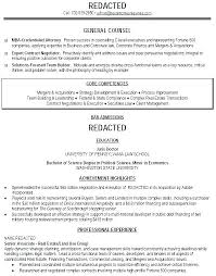Corporate Real Estate Attorney Resume Lawyer Examples