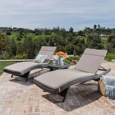 100 Mainstay Wicker Outdoor Chairs S Cushions Stunning Allegria 3pc Multibrown