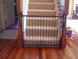Diy Baby Gate For Stairs With Banister : Best Baby Gates For ... Model Staircase Gate Awesome Picture Concept Image Of Regalo Baby Gates 2017 Reviews Petandbabygates North States Tall Natural Wood Stairway Swing 2842 Safety Stair Bring Mae Flowers Amazoncom Summer Infant 33 Inch H Banister And With Gate To Banister No Drilling Youtube Of The Best For Top Stairs Design That You Must Lindam Pssure Fit Customer Review Video Naomi Retractable Adviser Inspiration Jen Joes Diy Classy Maison De Pax Keep Your Babies Safe Using House Exterior