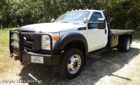 100 2012 Ford Trucks For Sale F550 Super Duty Flatbed Truck Item DK9886 SOLD