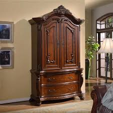 Cherry Armoire Wardrobe Storage Closet Black Bedroom Furniture ... Bedroom Armoire Closet With Drawers Portable Wardrobe Closets Wardrobes Armoires Ikea Fniture The Home Depot Locking Tags Solid Wood Black Sets White Cabinet Awesome Classic Wooden Design Ideas Featuring Dark Brown Oak Armoire Ertainment Center Abolishrmcom Slim Cupboard Door Designs Short 40 Purple And