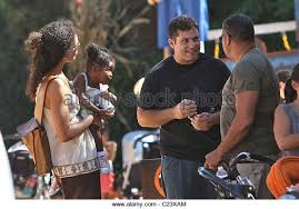 Lawrence Pumpkin Patch by Lawrence Fishburne Wife Gina Daughter Stock Photos U0026 Lawrence