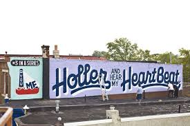 take a train tour of the love letters murals this weekend curbed