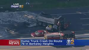 Dump Truck Crash Causes Big Delays On Route 78 « CBS New York Buy Mattys Toy Stop 9piece Deluxe Plastic Beach Toys Sand Set With Tool Storage Pickup Truck China Beiben Dump Truckchina Suppliersbeiben Water Cat Course 777 Dump Truck Traing Plumbing Boilmaker Diesel Shovel Tool Holder Shovels Brooms Rake Rack Organizer Good For Arborist Chipper Trucks Work West Just A Car Guy Superbly Custom Engineered Bed Flip Up Online How To Drag And Drop Files Folders End Semi Transfer Dumps Peterbilt Kenworth