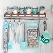 Tiffany Blue Kitchen Utensils