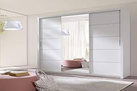 selsey kleiderschrank weiß 250cm de küche haushalt
