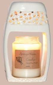 aurora candle l ceramic l for candles