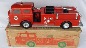 Texaco Toy Fire Engine Truck/AMF WEN MAC Fire Chief/Original Box ... Amazoncom Ertl 9385 1925 Kenworth Stake Truck Toys Games Texaco Cast Metal Red Tanker Truck By Ertl For Sale Antiquescom Vintage Toy Fuel Tractor Trailer 1854430236 Beyond The Infinity 1940 Ford Pickup With Lot Detail Two 2 Trucks Colctible Set Schrader Oil Vintage Buddy L Gas Pressed Steel Antique Tootsietoy 1915440621 Sold Diamond T 522 Livery Rhd Auctions 26 Andys Toybox Store 273350286110 1990 Edition 7 Stake Coin Bank Collectors Series 9 1961 Buddy