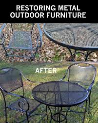 Patio Furniture Sets Under 300 by Best 25 Metal Patio Chairs Ideas On Pinterest Painted Patio