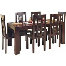 Walnut Rosewood Dining Table Set 6 Seater Set Dining