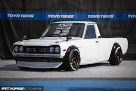 100 Datsun Truck The Unexpected Hakotora Speedhunters