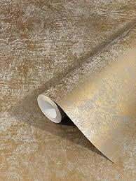 marburg tapete gold uni modern klassisch opulent für