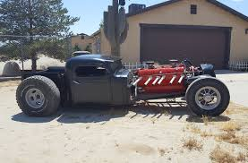 100 Rat Rod Semi Truck Hot This V Powered Semi Truck Is The Fastest Big