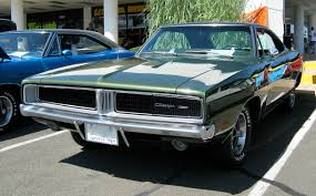 File 1969 Dodge Charger green F Wikimedia mons
