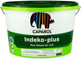 caparol indeko plus 12 500 l