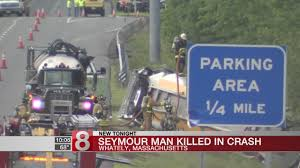 100 Crosby Trucking Seymour Man Killed In I91 Crash In Massachusetts