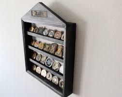 Challenge Coin Display Case