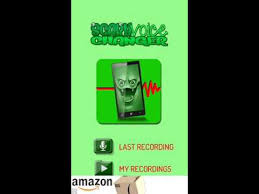 Halloween Scary Voice Changer by Scary Voice Changer Youtube