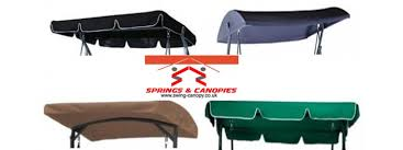 Replacement Swing Canopies For Garden Swings And Seats Heavy