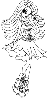 Brave Monster High Baby Coloring Pages Further Rustic Article