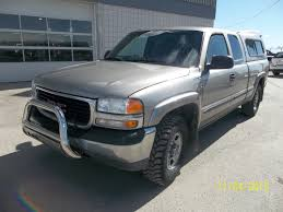 GMC Bull Bar - Truck Forums