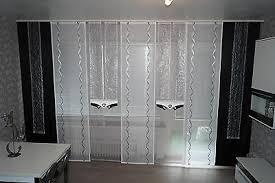 wohnzimmer schlafzimmer gardinen set modern nr 104 grau