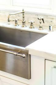 Whitehaus Farm Sink Drain by Barclay Double Basin Apron Front Farmhouse Fireclay Kitchen Sink