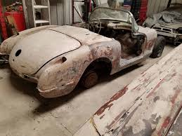 100 Craigslist Georgia Cars And Trucks By Owner Corvettes On 1958 Corvette Roadster Is A
