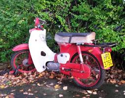 Groovy Honda I Sims Pics Tags Uk Red London Classic Vintage Cub