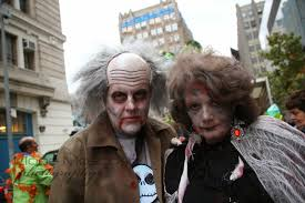 Greenwich Village Halloween Parade Youtube by Greenwich Village Halloween Parade 2014