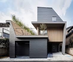 100 House Architect Design In Minamiyukigaya By Hugo Kohno Associates