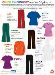 uniform advantage color psychology guide for nursing uniforms