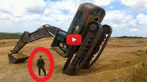 100 Monster Truck Fails Extreme Heavy Equipment Excavator Operator Fail Skills