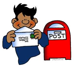 Send A Letter Clipart