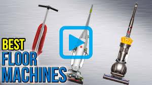 Oreck Floor Buffer Ebay by Top 7 Floor Machines Of 2017 Video Review
