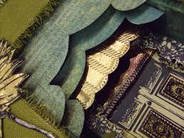 Viva Decor Inka Gold Uk by Paperartsy 2015 Topic 2 Shiny Stuff Challenge