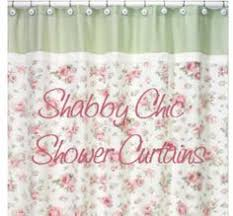 Simply Shabby Chic Curtains Ebay by New Simply Shabby Chic Floral Scroll Shower Curtain Gray White