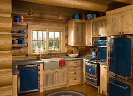 log cabin kitchen decor kitchen and decor