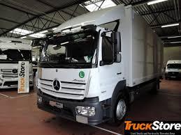 100 Truck Store MERCEDESBENZ Atego Neu Verteiler 1524 L 4x2 Closed Box Truck