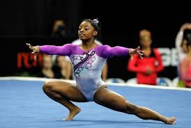 Simone Biles Floor Routine by Simone Biles Favored To Win Multiple Medals At Gymnastics Trials